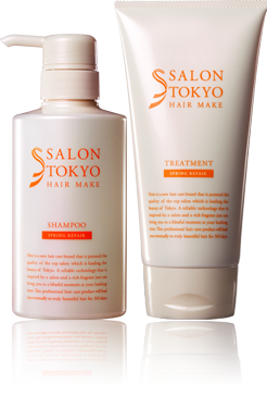 SPRING REPAIR shampoo / treatment